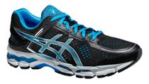 Asics GEL-Kayano 22 Black & Blue
