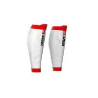 COMPRESSPORT CALF R2V2 Oxygen White