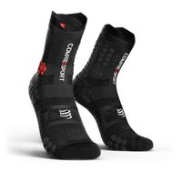 COMPRESSPORT Racing Socks V3.0 Trail Black