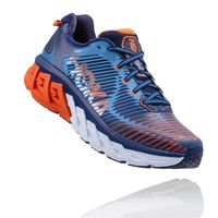 HOKA ONE ONE Arahi Blue Orange