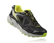HOKA ONE ONE CHALLENGER ATR 3 Black Green Citrus