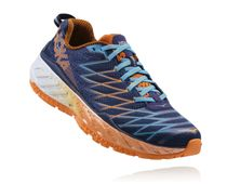 HOKA ONE ONE Clayton 2 Blue/ Orange