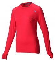 INOV-8 BASE ELITE MERINO LS W Red