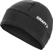 CRAFT Bežecká čepice Light Thermal Black