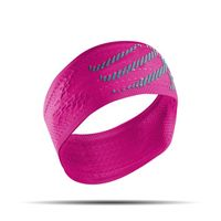 COMPRESSPORT HeadBand On/Off  Pink