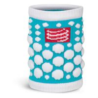 COMPRESSPORT SWEATBANDS 3D Dot Flue Blue