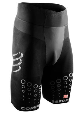 COMPRESSPORT Trail Running SHORT V2 Black