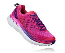 HOKA ONE ONE Clifton 4 W Pink