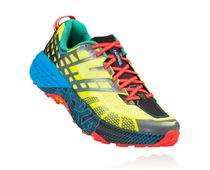 HOKA ONE ONE SPEEDGOAT 2 Citrus Blue